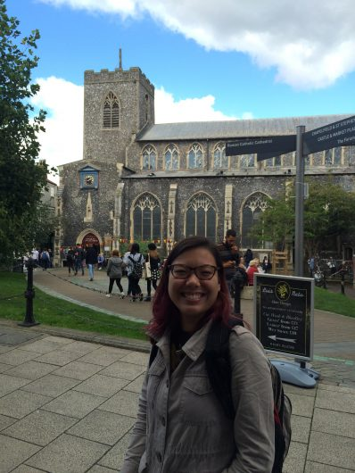Norwich has more medieval churches than any city in Western Europe north of the Alps.