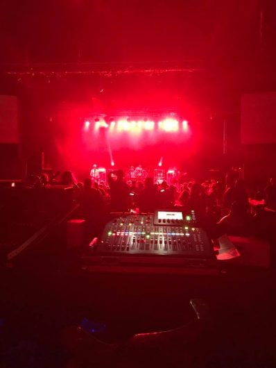 The view of the amazing cover band at Canopy Club. Source Personal photo & The Canopy Club: Live Music On Campus - U of I Admissions: Blog
